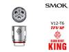 Smok TFV12 Cloud Beast KING Coils - V12T6