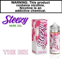 Steezy Vape Co - The Biz (100mL)