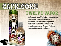 Twelve Vapor - Capricorn (20mL)
