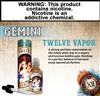 Twelve Vapor - Gemini (20mL)