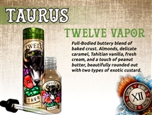 Twelve Vapor - Taurus (20mL)