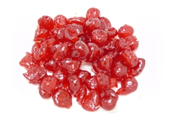 Candied Cherries Red