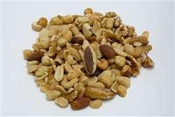 Mixed - Nuts Roasted & Salted