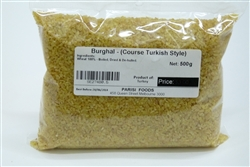 Burghal (Coarse Turkish Style)
