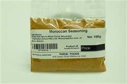Moroccan Seasoning