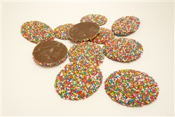 Chocolate Speckles