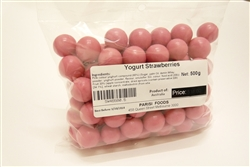 Yogurt Strawberries