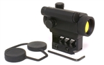 BLACK SPIDER LLC (Spikes Tactical) RED DOT SIGHT