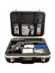 RAE Systems MiniRAE Lite PID PGM-7300 w/ Accessories and Calibration Kit. Basic pumped handheld Photoionization VOC monitor ideal instrument for nonhazardous area 059-A110-100