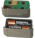1450-202 GfG Instrumentation Alkaline Battery Pack Gray for GfG G450 / G460 / Microtector II G450. Batteries not included.