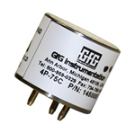 1450005 GfG Instrument LEL Combustible Sensor Replacement 0-100% Vol. for G450 / Microtector II G450. Warrantied for 3 years.