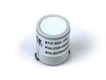 Factory direct RAE Ethylene oxide, EtO-C Extended Range Sensor 0-500ppm; 10ppm res. C03-0923-100.  Used in the ToxiRAE Pro Electrochemical Toxic, MultiRAE Lite, MultiRAE, & MultiRAE Pro.