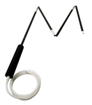 GA-CPROB BW Technologies Collapsible Sample Probe 3.3ft or 6ft. with handle. By Honeywell Analytics