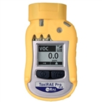 Factory Direct OEM RAE Systems ToxiRAE Pro PID Safety Configuration 10.6eV 1-1,000ppm PGM-1800 G02-B010-000