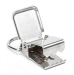 GA-AG-2 BW Technologies Alligator Clip High Tension Stainless Steel Replacement