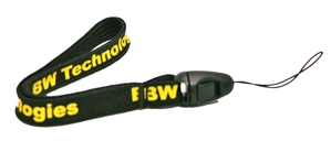 GA-LY-1 BW Technologies Short Lanyard Strap for Gas Monitors 6 in / 15.2 cm. By Honeywell Analytics.