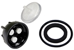 BW Sample Probe Rebuild Kit with gaskets, filters, and end cap. GA-PROB-FIL-K1