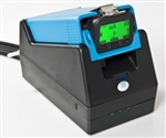 DS404 by GfG Docking Station for full fuctional bump testing and calibrations Multi Gas Inlet