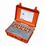 GasClip Technologies Multi Gas Clip MGC DOCK Reduce testing time and gas usage with the portable MGC Docking Station.