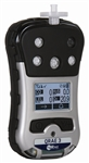 QRAE 3 PGM-2500 RAE Systems Multigas Monitor- OSHA Compliant, full-featured, compact, gas detector for LEL, O2, H2S, CO by Honeywell Analytics.