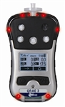 QRAE 3 PGM-2510 by RAE full-featured, compact, gas detector for oxygen, combustibles, sulfur dioxide, carbon monoxide