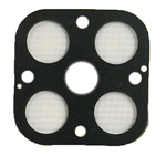 BW Technologies GasAlert Quattro Replacement Quad Sensor Filters (Kit of 2) QT-SS