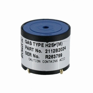 SR-H04-SC BW Hydrogen sulfide H2S sensor replacement. Gas Alert Quattro Series gas monitors by Honeywell Analytics