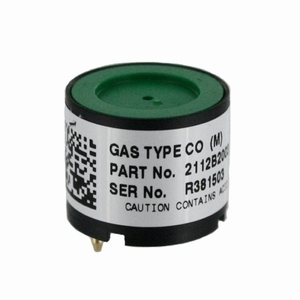 SR-M04-SC BW Technologies Carbon Monoxide CO Sensor. Used in the GasAlert Extreme, GasAlert Quattro and GasAlert Micro 5 by Honeywell Analytics
