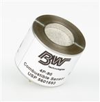 SR-W04-UF BW Technologies Combustible LEL Unfiltered Sensor Replacement. Used in the GasAlert Max, GasAlert Micro, and GasAlert Micro 5.