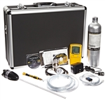 XT-XWHM-Y-NA-CS BW Technologies GasAlert Max XT II Confined Space Kit. To include BW Gas Alert Max XT II multigas monitor and accessories packaged in an aluminum hard sided case.