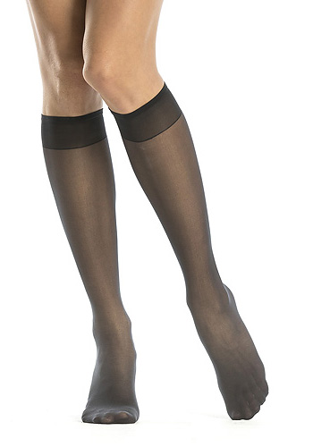 Silkies Ultra Knee-Hi's  (3-Pair Pack)