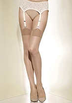 Silkies Sheer Renu Support Thigh Highs