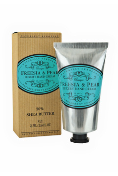 Naturally European Freesia & Pear Hand Cream