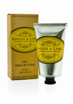 Naturally European Ginger & Lime Hand Cream