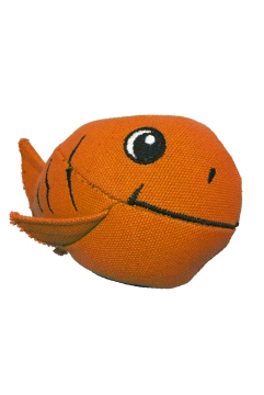 Individual Slinger Fish Throw Toy