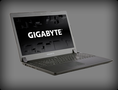 GIGABYTE P37X V6 PC4D 4K UHD Screen nVidia GTX 1070