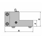 1X780300-C20: 1X780300-C20 : MIYANO Turning Holder