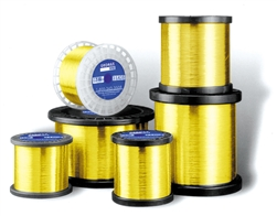 BP0533: BP0533   , 0.33MM P-5R BRASS HARD WIRE(11LBS)