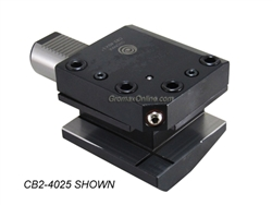 CB2-3020 , LEFT HAND VDI HOLDER h1:3/4'