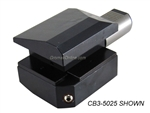 CB3-2016.M CNC Lathe VDI Axial-Radial Tool Holder Right Hand Shank 20mm H1=16 (mm)
