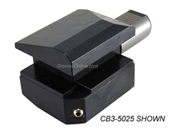 CB3-5032.M: CB3-5032.M CNC Lathe VDI Axial-Radial Tool Holder Right Hand Shank 50mm H1=32 (mm)