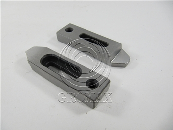 DU41: DU41: stainless wire EDM cut jig holder 70x20x10mm M6  for Charmilles