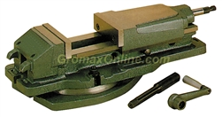 "HH200:  8"" HYDRAULIC MACHINE VISE"