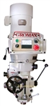 MH-E300R8: MH-E300R8, E.V.S MILL HEAD 220V, R8 SPINDLE