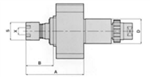 STDA22ER11: ST-DA22-ER11, AXIAL MILLING AND DRILLING HOLDER