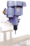 VSH-100: VSH-100: VERTICAL SLOTTING HEAD ONLY. FLANGE & CUTTER NOT INCLUDED