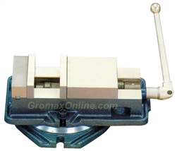 "HAV-8:  8"" PRECISION SUPER LOCK VISE"
