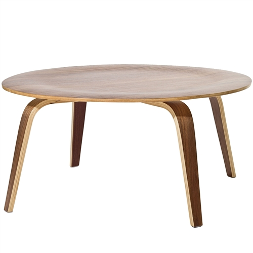 Plywood Coffee Table Natural