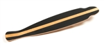 "9"" x 44"" SINGLEKICK FISHTAIL 9-PLY CANADIAN MAPLE W/GRIPTAPE"
