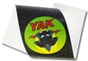 YAK LOGO DECK GRIP TAPE, RECTANGLE, 9 PACK